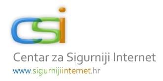 logo projekta Sigurniji internet